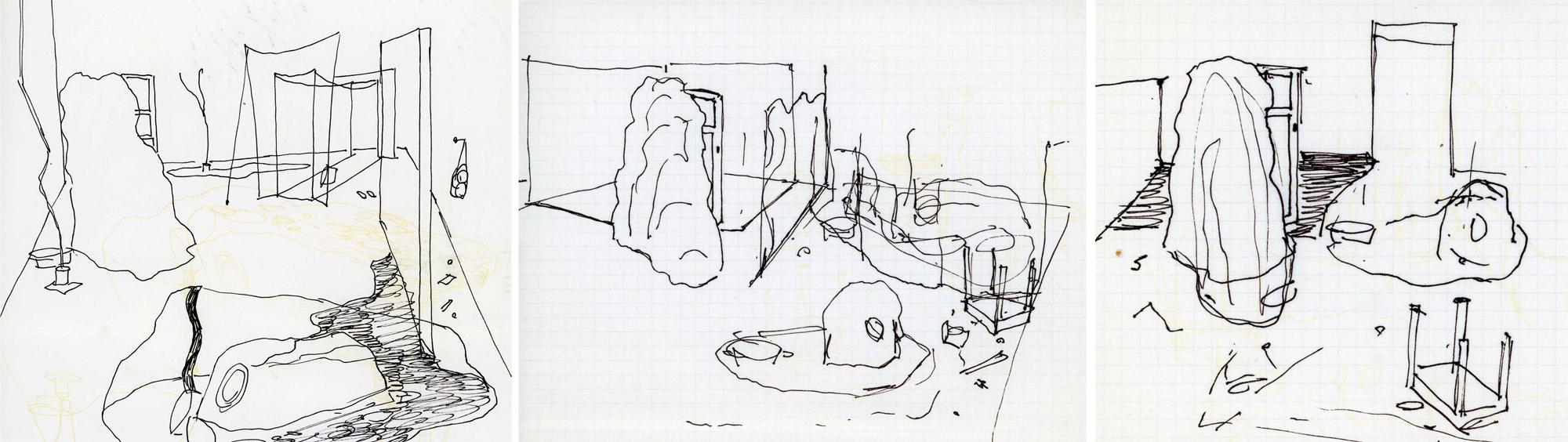maddy arkesteyn sketches stedelijk museum